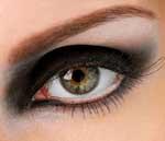 dramatic eye makeup photos