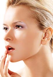 exfoliating lips