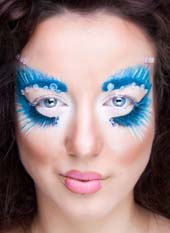 Tutorial on Fairy Makeup Tutorial     Step By Step Makeup Tips For Eye Wings