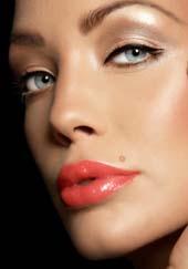 formal eye makeup look