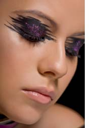 Glitter Cosmetics Add Sparkle