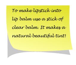 lip gloss recipe
